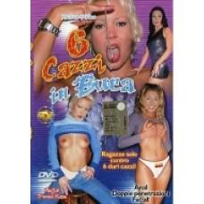 6 CAZZI IN BUCA  film porno 