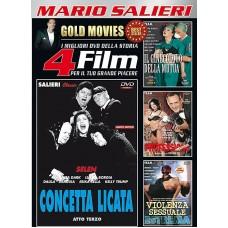 4 Film In 1 Dvd: Concetta Licata 3, Il Ginecologo Della Mutua…