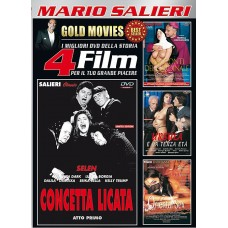 4 Film In 1 Dvd: Concetta Licata, I Racconti del Cardinale…