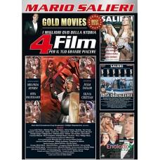 4 Film In 1 Dvd: Faust, Erotic Stories 1…