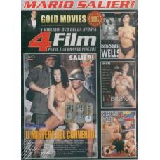 4 Film In 1 Dvd: Il Mistero Del Convento, Inside Deborah Wells…