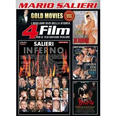 4 Film In 1 Dvd: Inferno, Piaceri Di Donna...