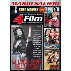 4 Film In 1 Dvd: La Lunga Notte Della Paura, Le Puttane...