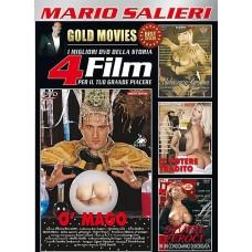 4 Film In 1 Dvd: O' Mago, Adolescenza Perversa…