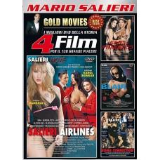 4 Film In 1 Dvd: Salieri Airlines, Eros e Thanatos…