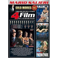 4 Film In 1 Dvd: Stavros, Erotic Stories 2…
