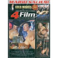 4 Film In 1 Dvd: Tutta Una Vita, Racconti Immorali…